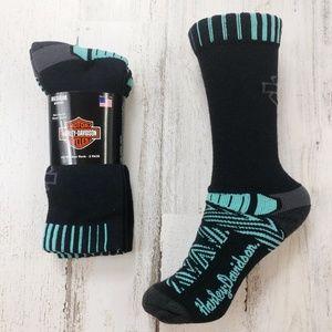 Harley-Davidson Aztec Coolmax Performance Socks